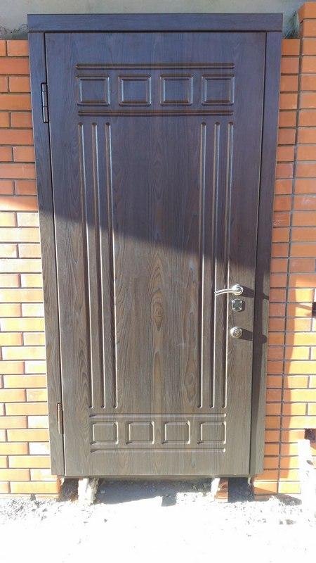любые металлические двери