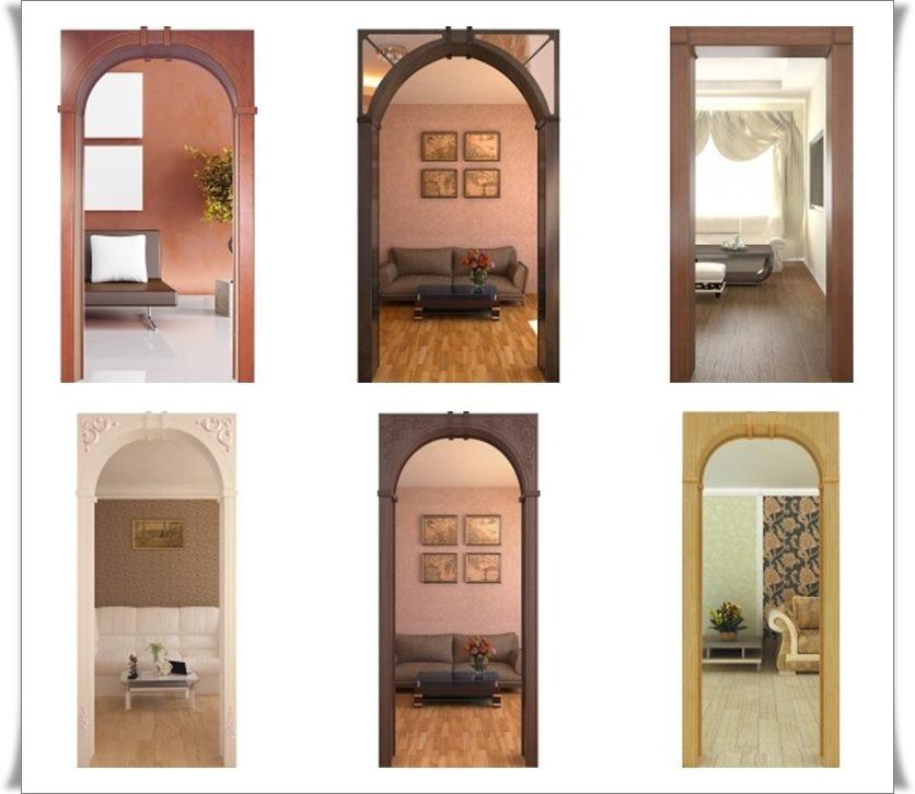Арочные двери Севастополь