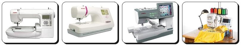 Интернет магазин швейных машин