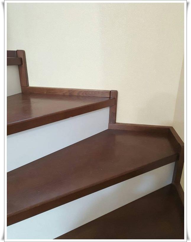 Лестница на этаж в частный дом