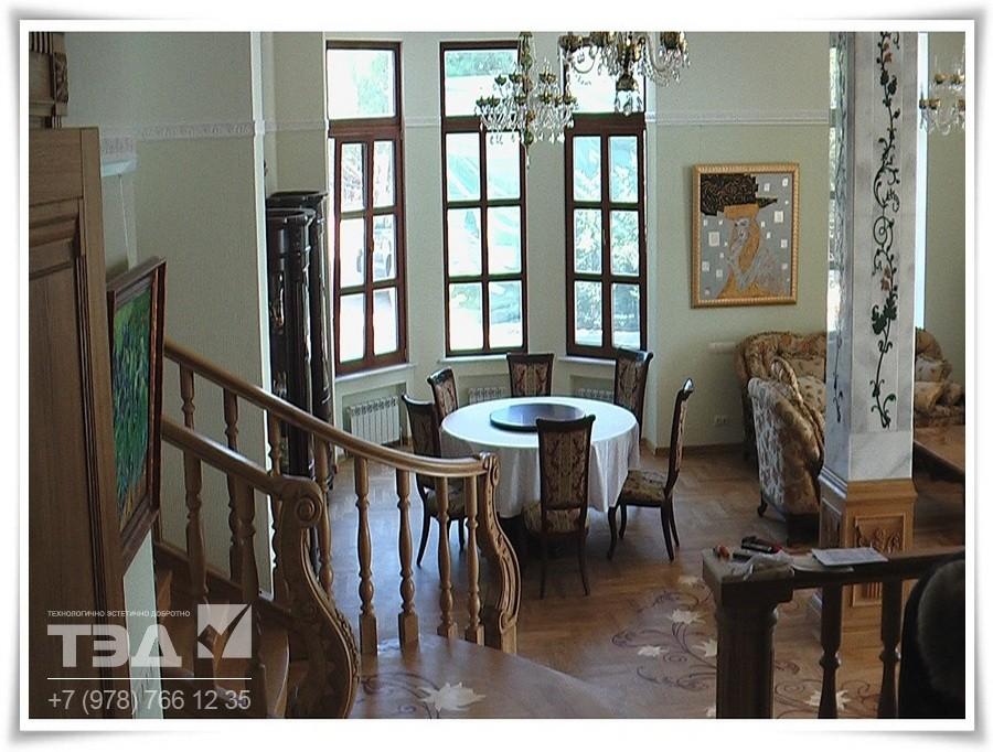 Изготовление деревянной мебели Севастополь, Крым