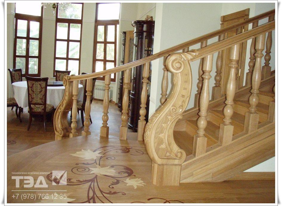 Деревянные лестницы Севастополь, Крым
