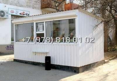 Севастополь Крым павильоны торговые