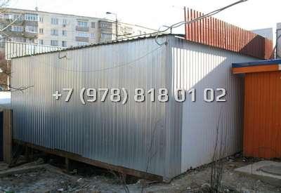 Севастополь торговые павильоны Крым