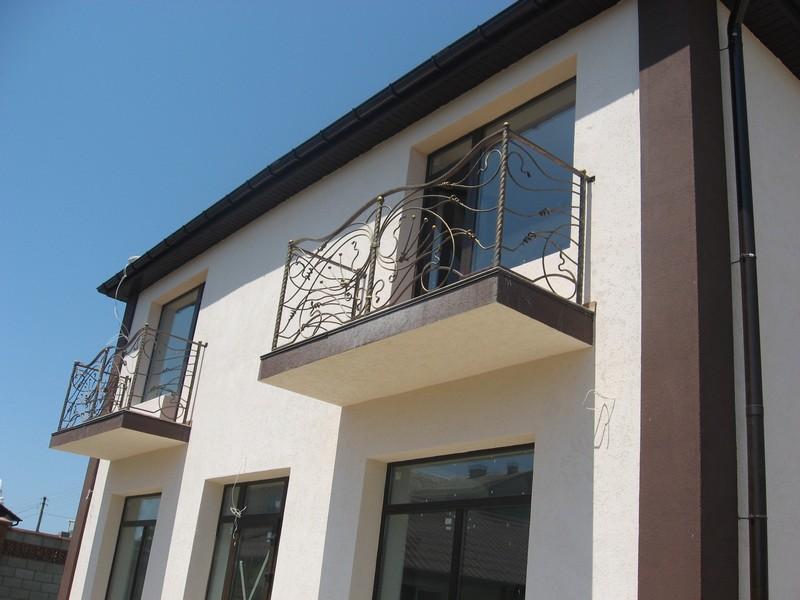 Ковка на балкон фото