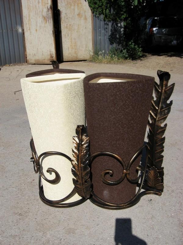 Мебель элементами художественной ковки