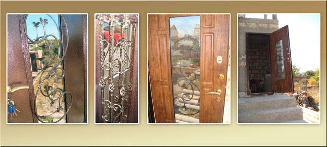 Двери входные металлические Севастополь купить