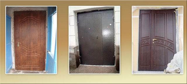 Металлические двери Севастополь цены