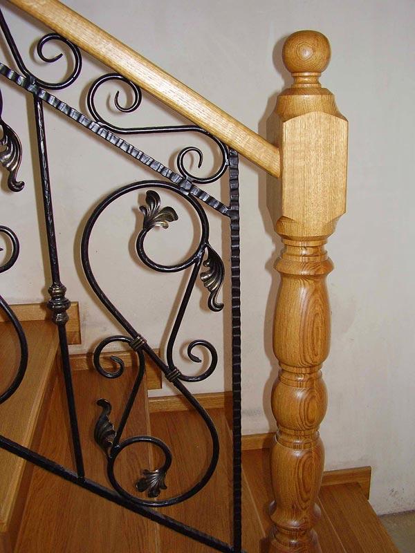 Кованые лестничные ограждения лестниц Севастополь Крым