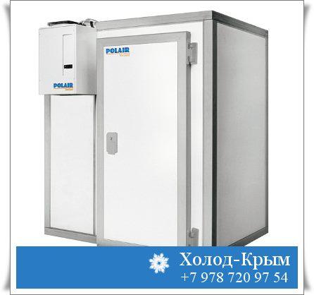 Холодильные камеры в Крыму