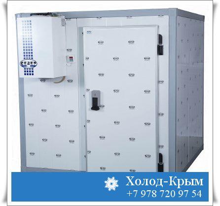 Холодильные морозильные камеры в Крыму