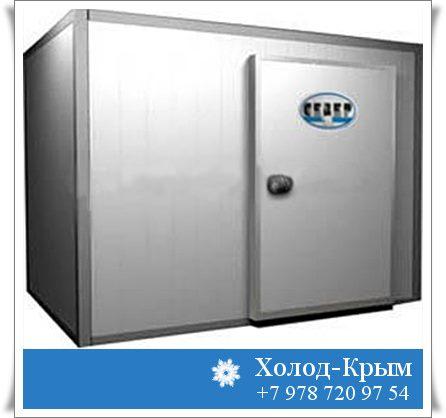 Строительство холодильных камер Крым