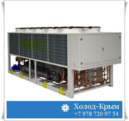 Монтаж холодильных установок
