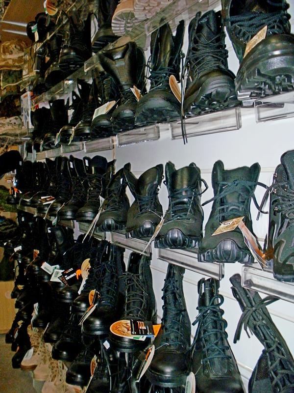 Военный магазин Булат - камуфляж Севастополь.