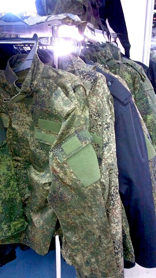 Гарнизон, военная одежда Севастополя