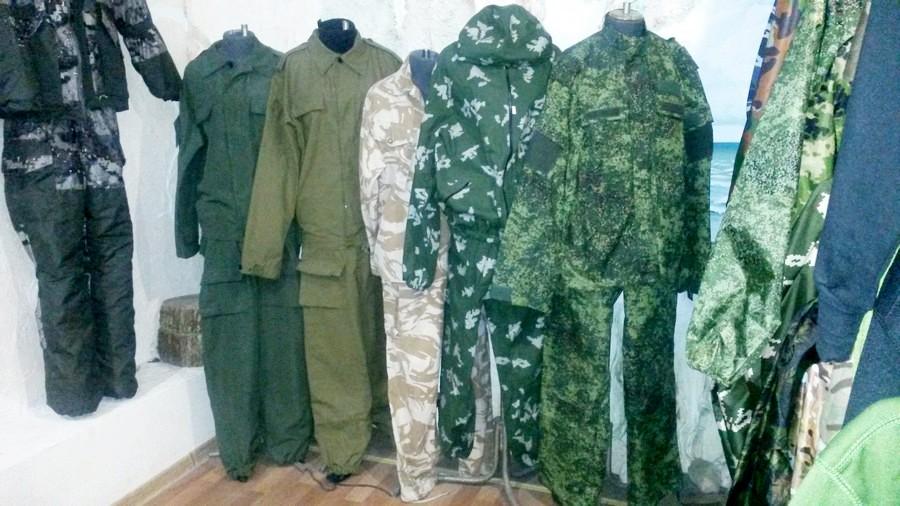 Военная форма, Севастополь.