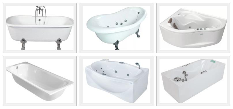 Сантехника Севастополь. Купить ванну в Севастополе. Ванна цена Севастополь