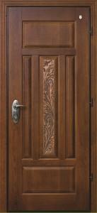 Дверь ламинированная, итальянский орех
