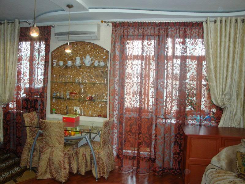 Шторы на кухню Севастополь