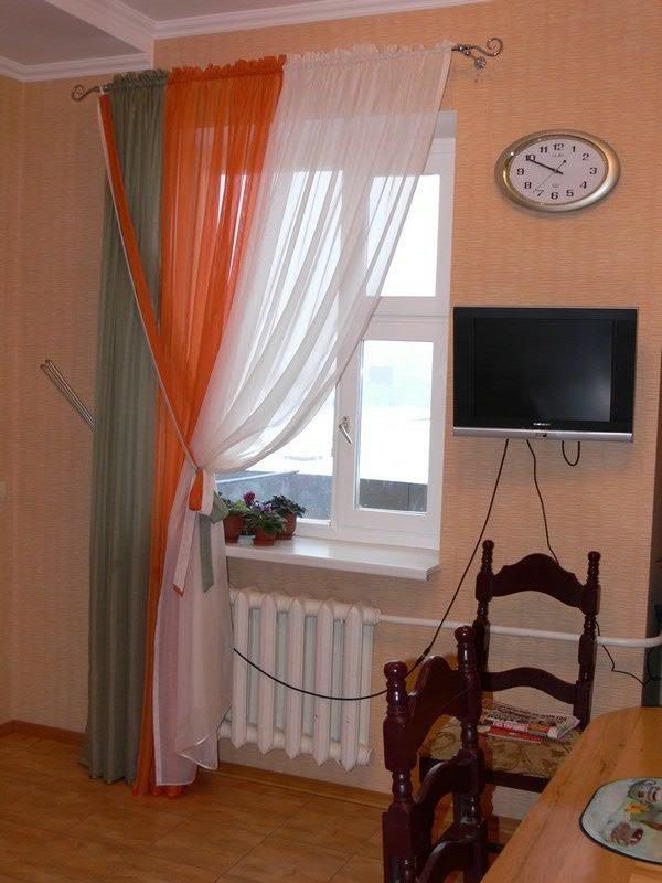 Тюль шторы Севастополь