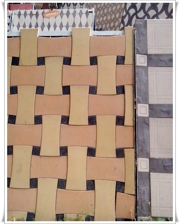Тротуарная плитка в Симферополе купить цена