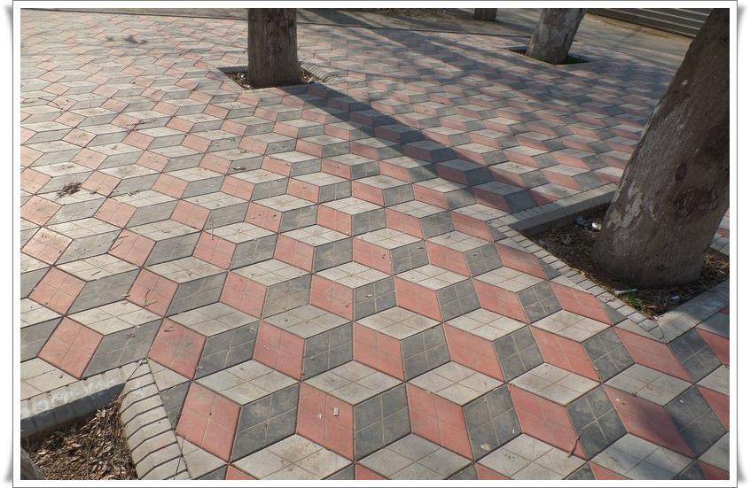 Технология тротуарной плитки