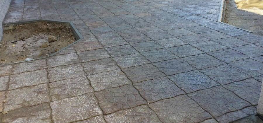 Тротуарная плитка цена