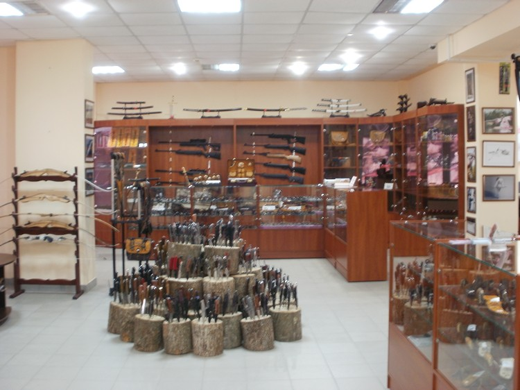 Магазин Berkana. Оружие Севастополь