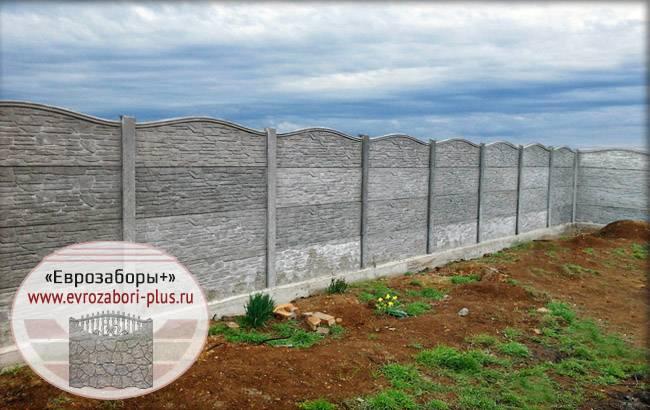 Еврозаборы Севастополь цены установка