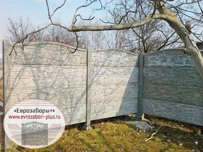 Установка еврозаборов в Севастополе