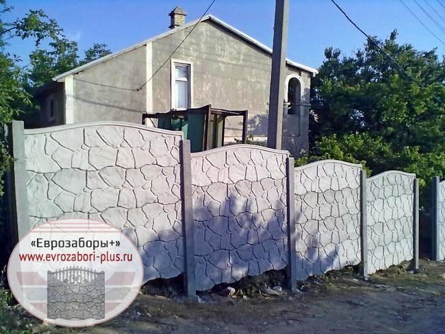 Еврозабор двухсторонний Севастополь