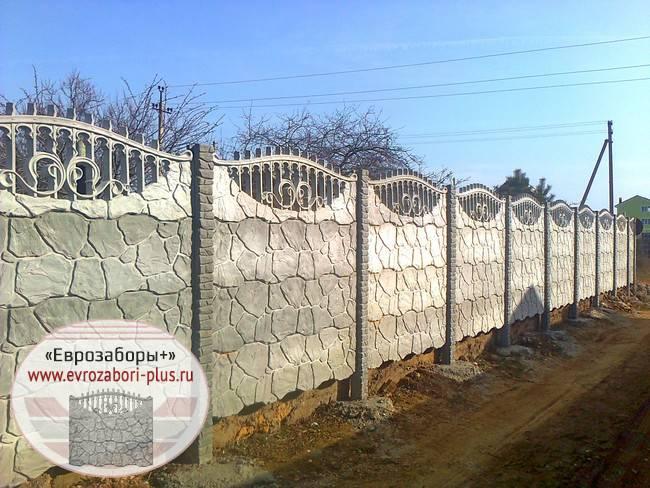 Стоимость еврозабора Севастополь