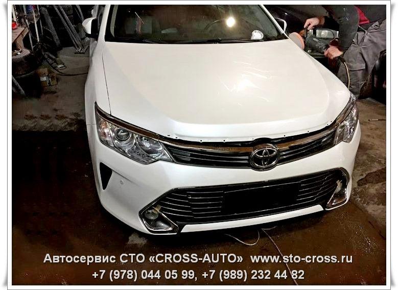 Кузовной ремонт Севастополь