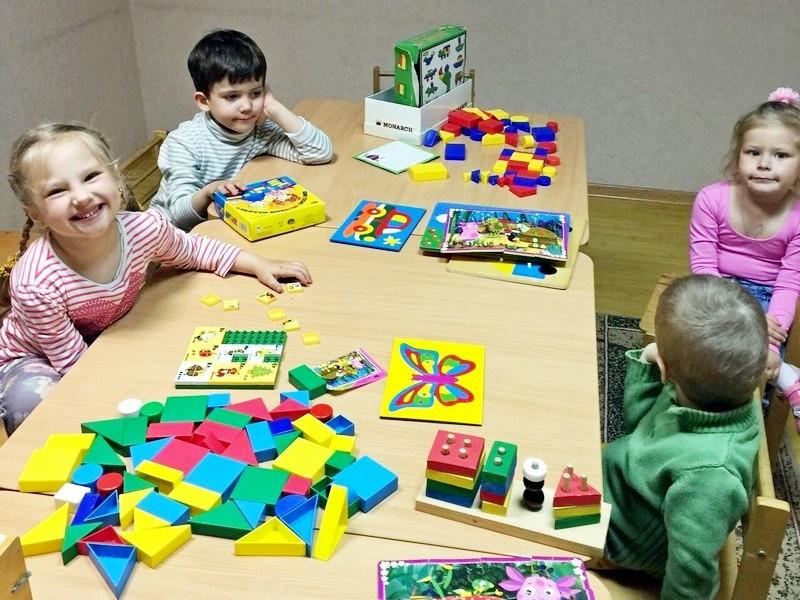 Детский развивающий центр Севастополь