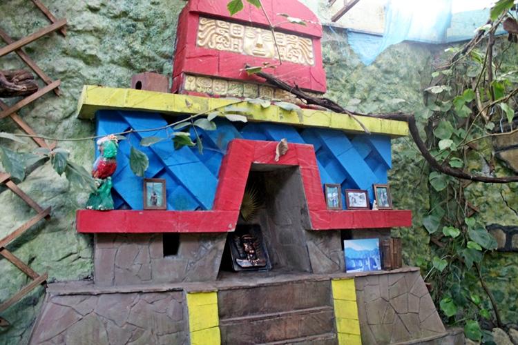 Эко-парк волшебный городок Лукоморье. Южная Резиденция Деда Мороза.