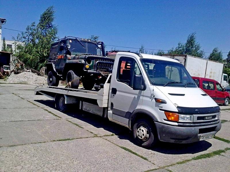 Эвакуатор машин Севастополь