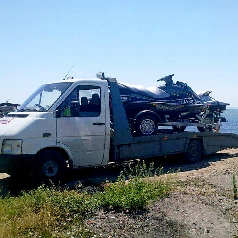 Вызвать эвакуатор Севастополь