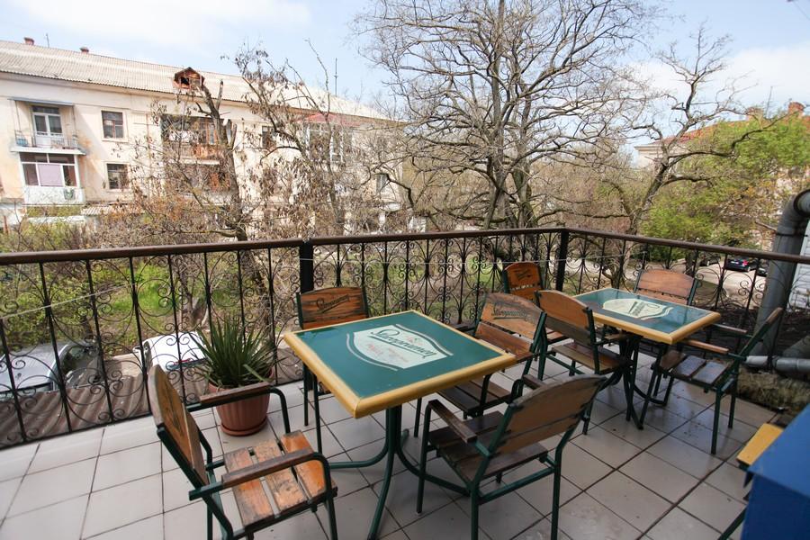 Сайт гостиницы Севастополь