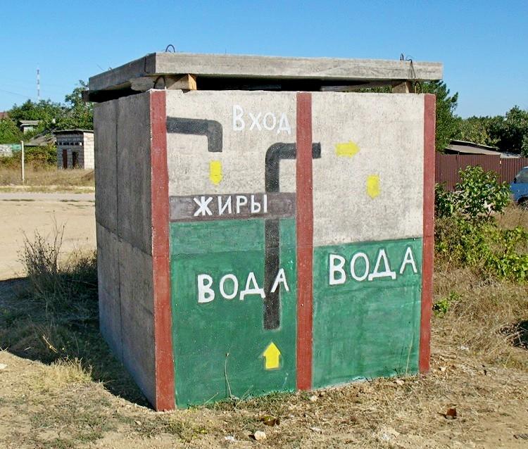 Выгребные ямы Севастополь