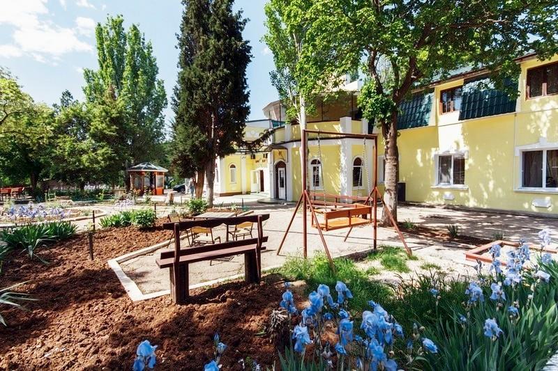 Баланжур гостевой дом в Балаклаве