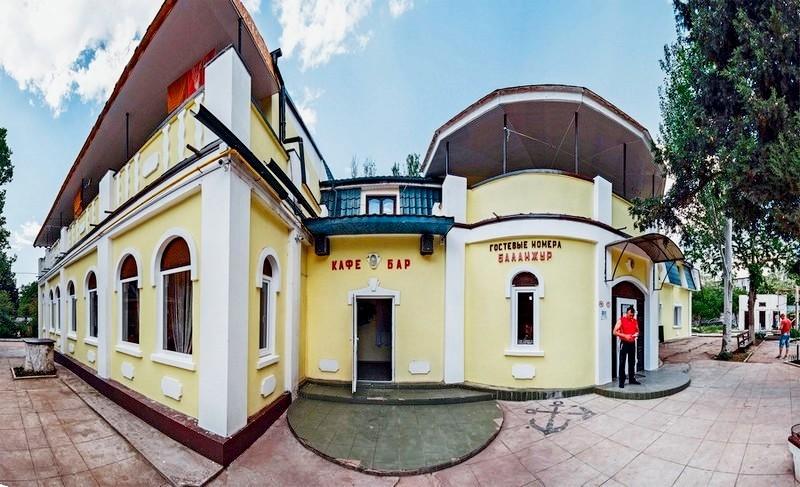 Гостевые дома Балаклава Севастополь