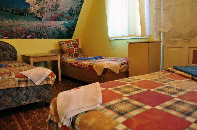 Отели и гостевые дома в Севастополе
