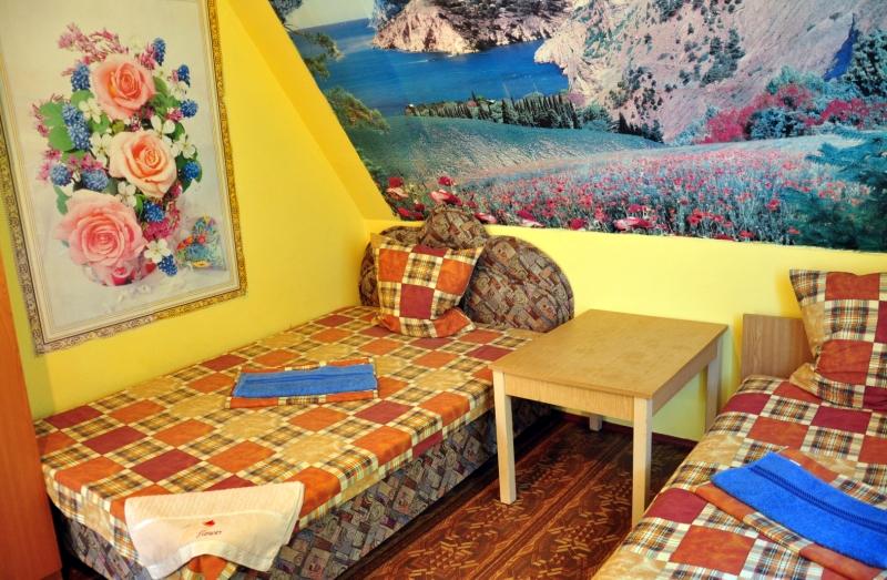 Гостиницы и гостевые дома в Севастополе