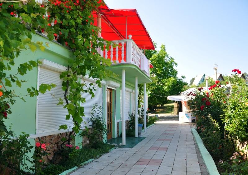 Гостевой дом в Севастополе посуточно