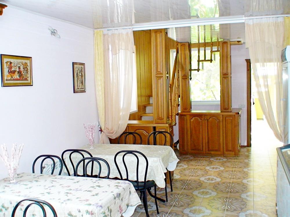 Учкуевка гостевые дома Севастополь