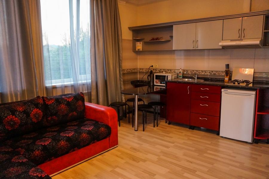 «Резиденция лета», гостевой дом Севастополя, Радиогорка