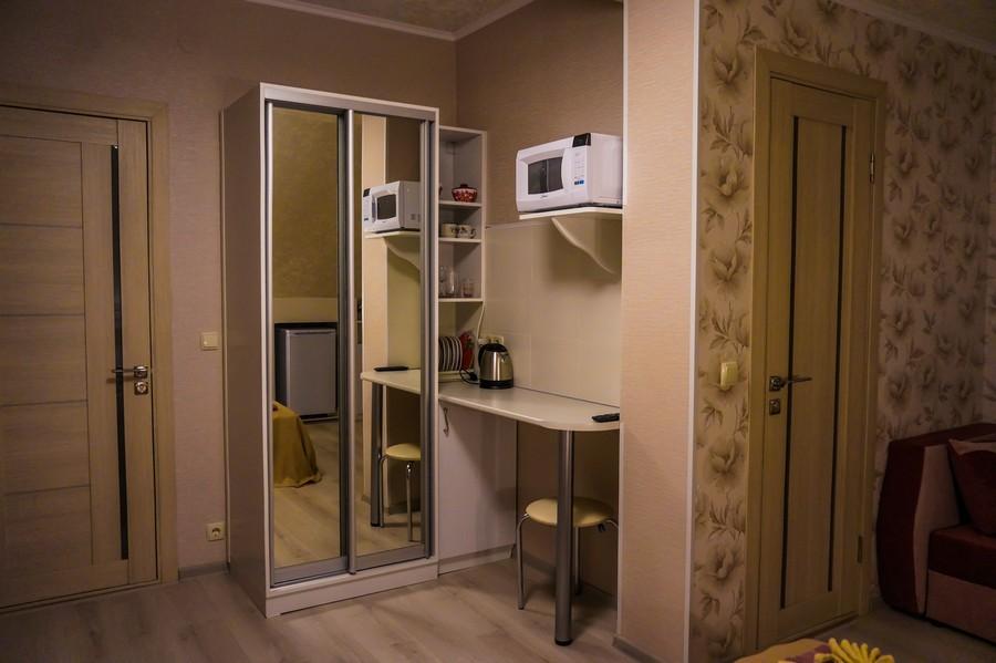 Резиденция лета, гостевой дом Севастополя, Радиогорка