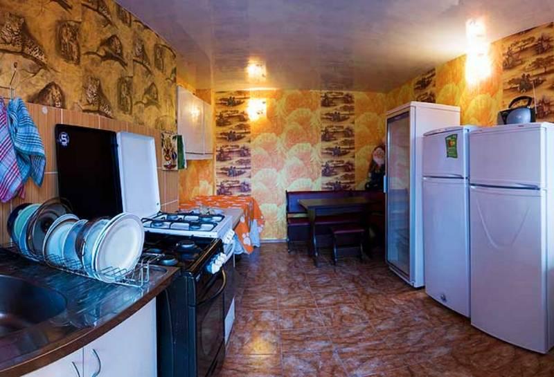 «Розовый фламинго», гостевой дом Севастополя, Радиогорка