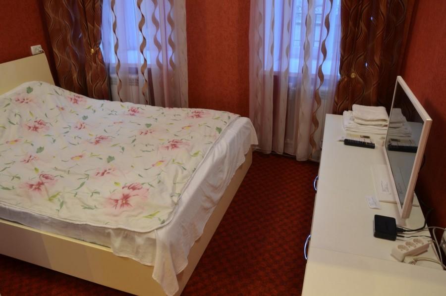 Отели, Севастополя