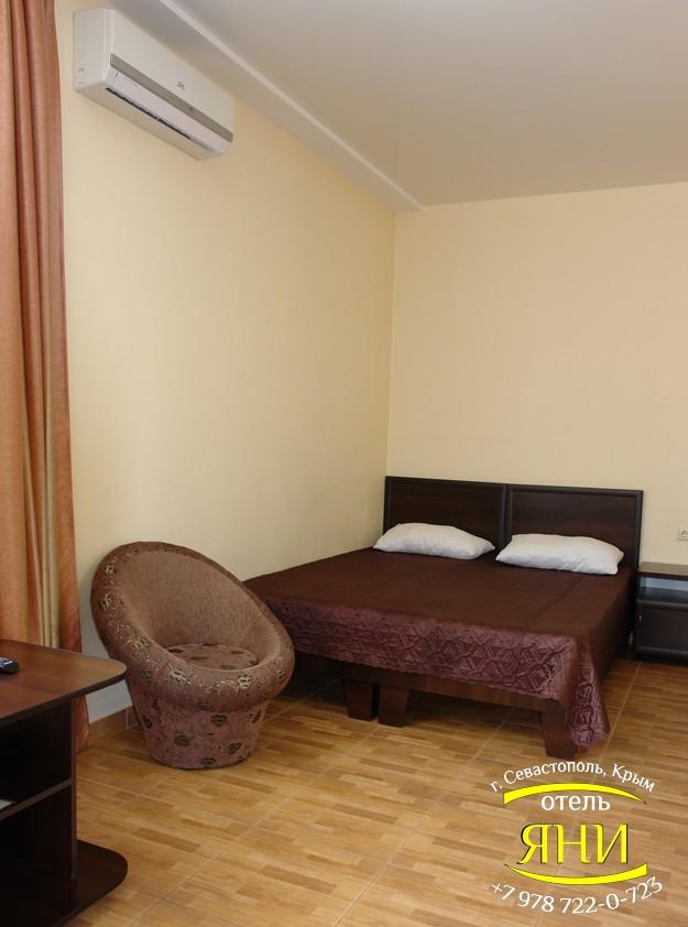 Недорогие отели Севастополя